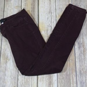 White House Black Market WHBM Skinny Leg Jean